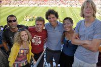 Ibra-stanford-stadium