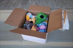 Happets-caja