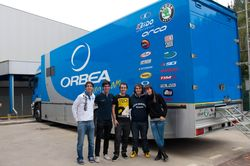 Orbea-camion